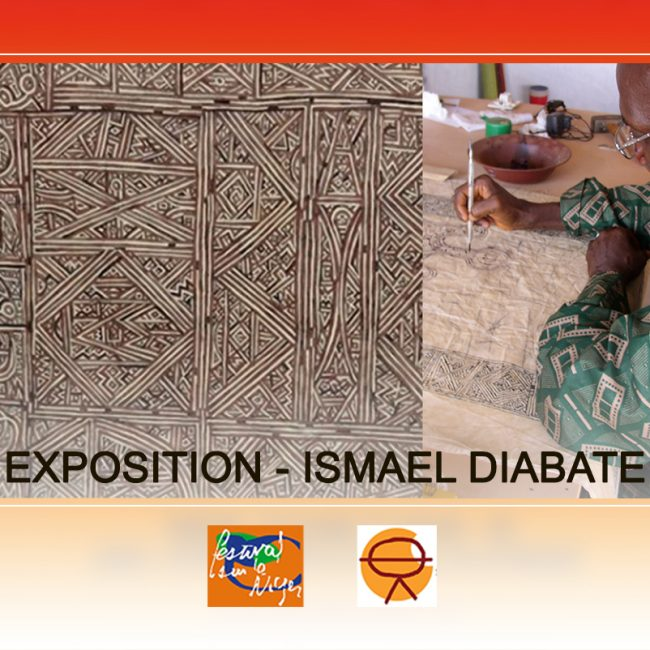Exposition solo ismael diabagate